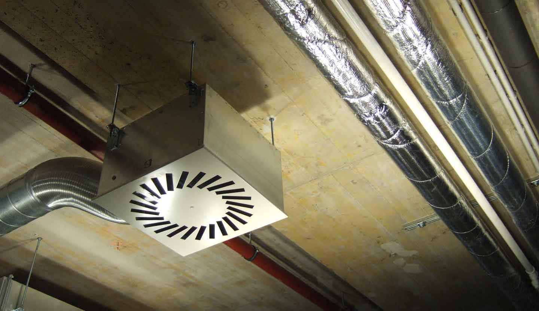 Klimaanlagen & Lüftungsanlagen
